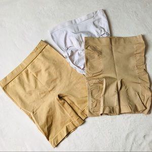 JOCKEY Size Medium Shape Wear 3 Piece Bundle